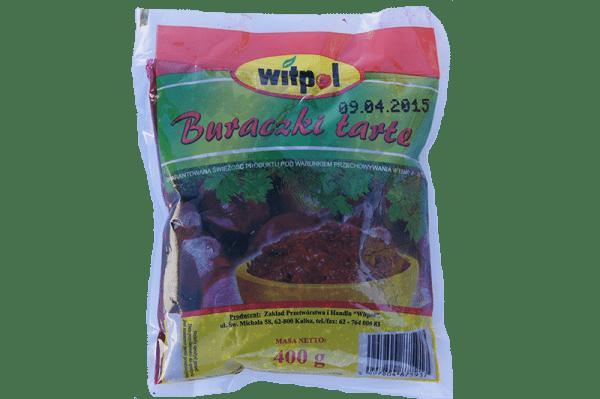 Buraczki tarte - 2